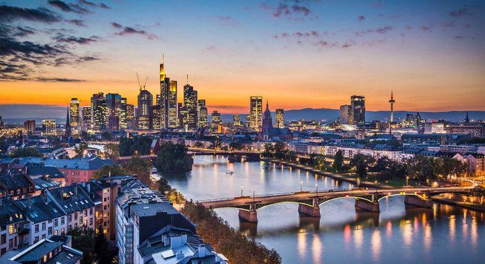 12 достопримечательностей франкфурта