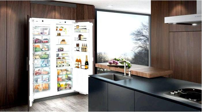 5 Хороших холодильников для современной кухни