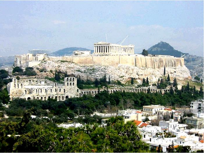 10 Достопримечательностей греции, которые стоит посетить