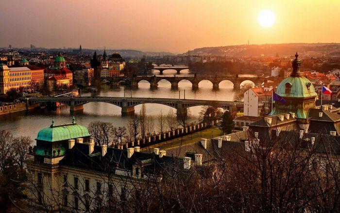 7 самых фотогеничных европейских столиц