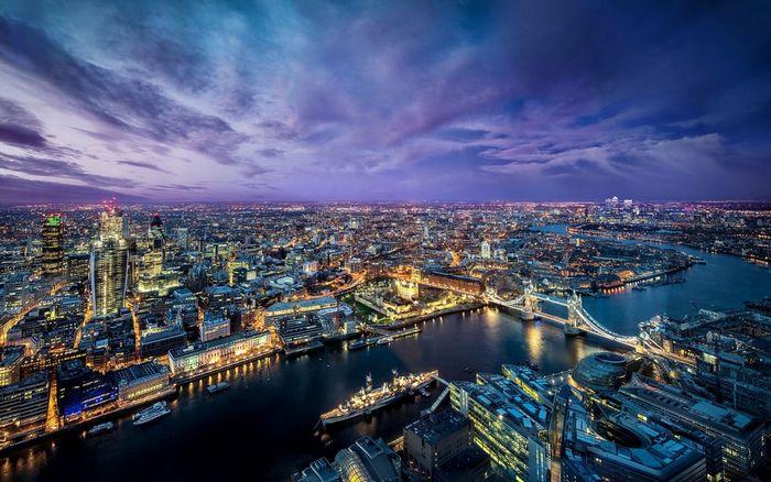 9 Необычных ресторанов лондона
