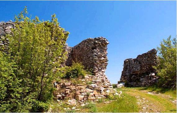 Лютик крепость