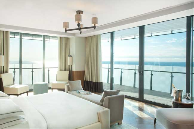 Отели в Сочи с панорамным видом на море