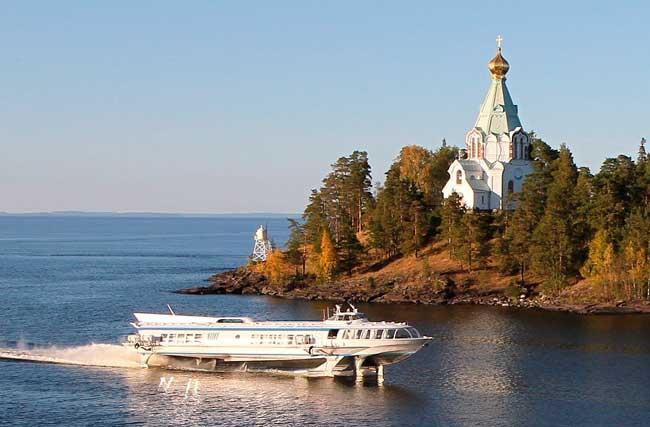 Туры на Валаам из Санкт-Петербурга