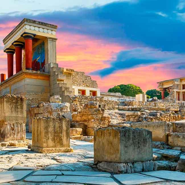 Крит мифический остров