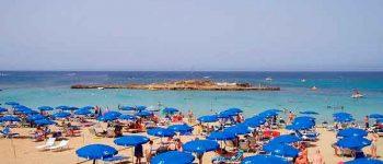 Кипр славится своими красивыми и чистыми пляжами